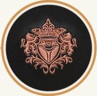 モデルロイヤル・レジオ ベーシックの盾の刺繍