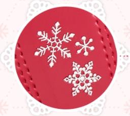 モデルロイヤル クリスタルの雪の結晶