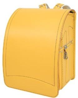 耐性牛革スタンダードランドセル黄色