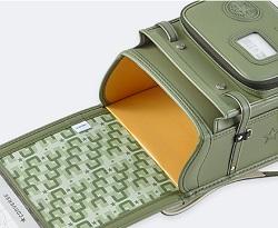 コンバース モノクロームのカブセ裏のデザイン