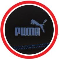 プーマのカブセの光るキャットロゴ