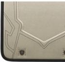 ハンサムボーイDXのコンビカラーに立体的なデザインがかっこいいカブセ
