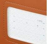 フィットちゃん201のシンプルな前ポケット