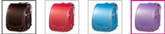 キュートflatcube は4カラー