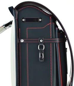 池田屋の袋掛けフックは一定の負荷が加わると本体から外れる仕組み
